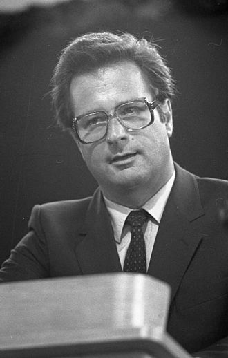 Klaus Kinkel - Kinkel as President of the Federal Intelligence Service in 1981