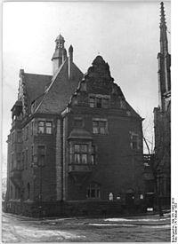 Bundesarchiv Bild 183-13482-0018, Leipzig, Thomaskirche, Pfarrhaus.jpg