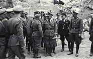 Bundesarchiv Bild 192-014, KZ Mauthausen, Besuch Heinrich Himmler