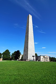 Bunker Hill Monument military museum