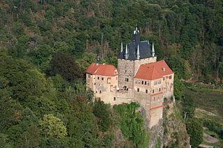 Spur castle