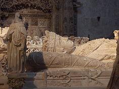 Burgoso - Cartuja de Miraflores - Tumba de Juan II de Castilla.jpg