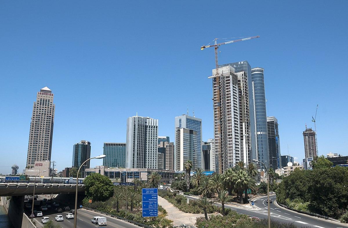 Economy of Israel - Wikipedia