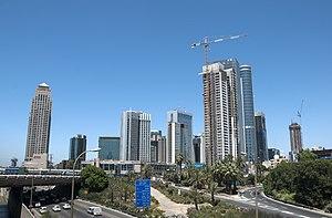 Economy of Israel - Image: Bursa 07