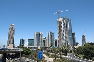 Israel Diamond Exchange - The Diamond Exchange District in Ramat-Gan