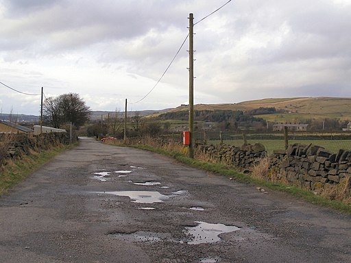 Bury Old Road - geograph.org.uk - 1771910