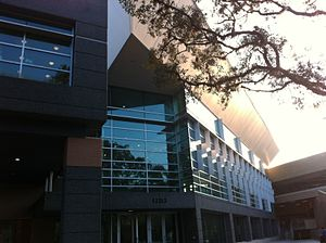 University of South Florida - College of Business building.