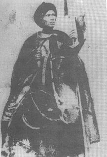 King of Sine in Senegal