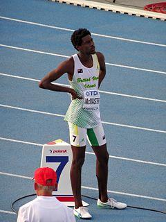 Kyron McMaster British Virgin Islands athlete