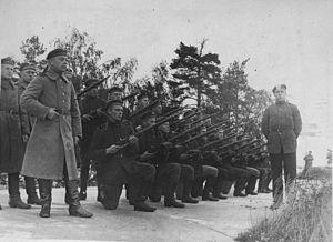 Murmansk Legion - Murmansk legionnaires in 1918