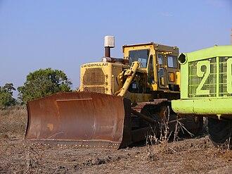 Caterpillar D9 - D9H