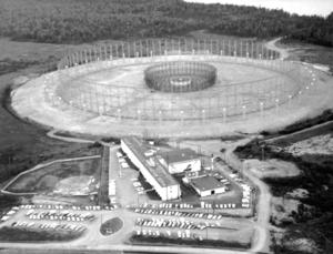 Wullenweber - Wullenweber array at Elmendorf Air Force Base, Alaska, USA