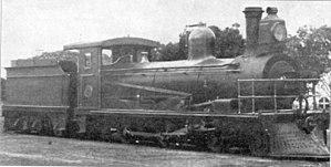 CGR 3rd Class 4-4-0 1884 - Image: CGR 3rd Class 4 4 0 1884 Joy b