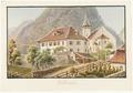 CH-NB - Wimmis, Pfarrhaus und Kirche - Collection Gugelmann - GS-GUGE-WEIBEL-D-154a.tif