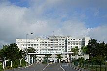 Centre hospitalier universitaire de reims u wikipédia