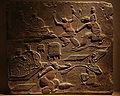 CMOC Treasures of Ancient China exhibit - pictorial brick depicting acrobats.jpg