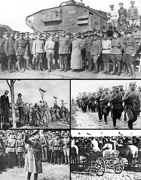 Perang Saudara Rusia