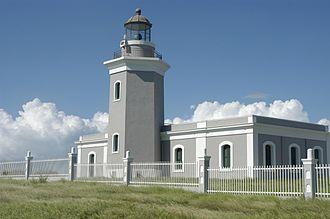 National Register of Historic Places listings in Puerto Rico - Faro de los Morrillos de Cabo Rojo, in Cabo Rojo