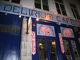Image illustrative de l'article Delirium Café