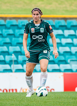 Canberra United FC - Caitlin Munoz