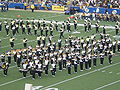 Cal Band performing at halftime at ASU at Cal 10-4-08 3.JPG