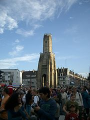 Calais - Tour du Guet