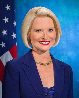 United States Ambassador to the Holy See - Image: Callista Gingrich official photo