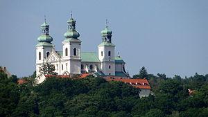 Bielany, Kraków - Camaldolese Priory in Bielany, Kraków