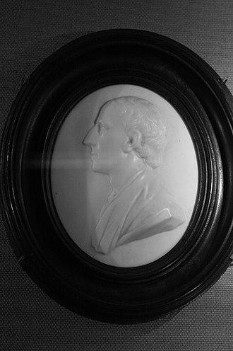 James Fordyce - Cameo of Rev James Fordyce