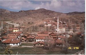 Villages of Turkey