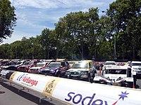 Camionetas Dakar 2009.JPG