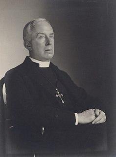 Campbell Hone British bishop