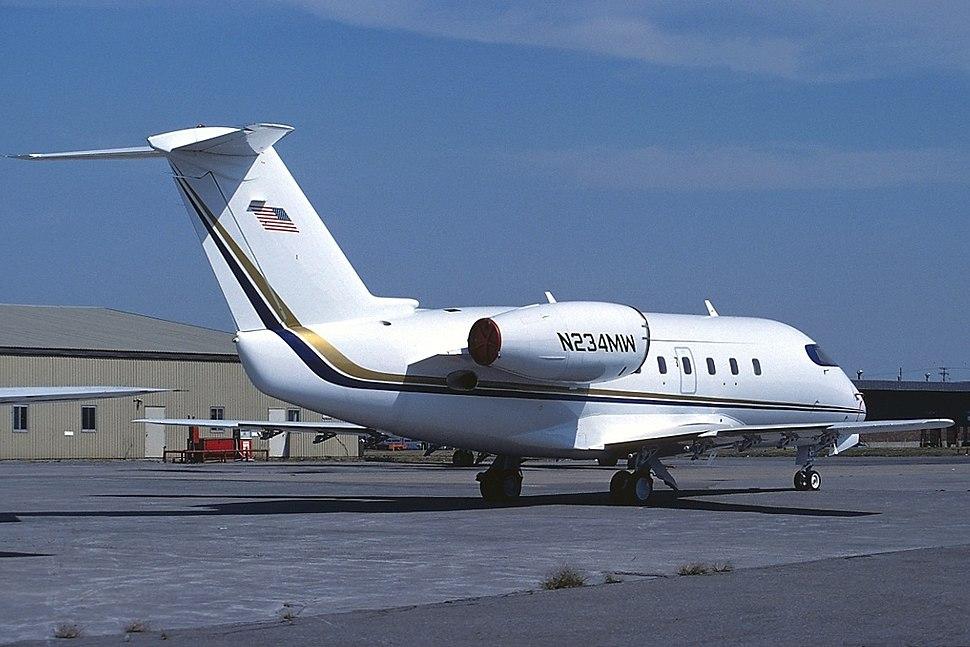 Canadair CL-600-1A11 Challenger 600 AN1902275