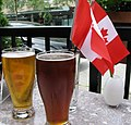 Canadian beer on Canada Day (699094095).jpg