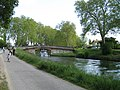 Canal du Midi - Pont Port Sud - Ramonville St Agne - panoramio - rougenuit.jpg