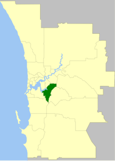 City of Canning Local government area in Western Australia