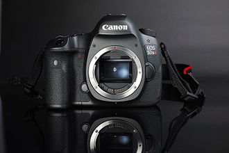 Canon EOS 5DS - Canon EOS 5DS R body only