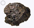 Canyon Diablo meteorite, Smithsonian Institution.jpg
