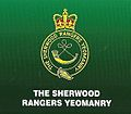 Cap badge of The Sherwood Rangers Yeomanry.jpg