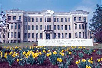 Tenley Campus - Capital Hall, Tenley Campus, American University