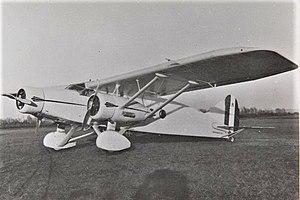 Caproni Ca.133 - Image: Caproni Ca 133