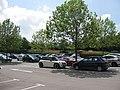 Car park, Homebase - geograph.org.uk - 1374758.jpg