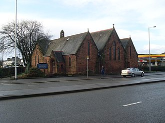 Cardonald - Cardonald Parish Church