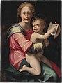 Carlo Portelli da Loro - Il Bambino Vergine e seduti con un libro d'ore.jpg