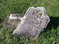 Carnahan (William), St. Clair Cemetery, 2015-10-06, 02.jpg