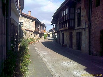 Cartes - Streets in Cartes