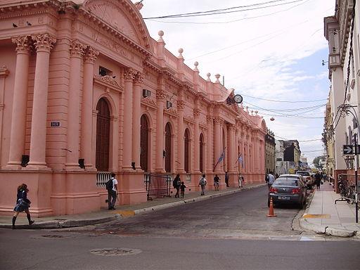 Casa de Gobierno CtesB