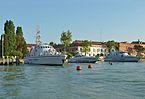 Caserma e imbarcazioni Guardia di Finanza Giudecca Venezia.jpg