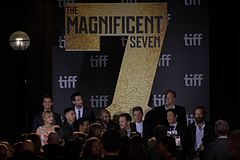 Cast of The Magnificent Seven (29519165576).jpg