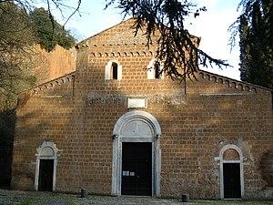 Italiano: Basilica di Sant'Elia, a Castel Sant...